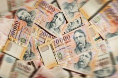 bankjegy, kiskereskedelem