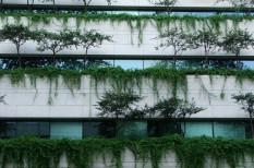 építőipar, fenntartható építészet, környezetvédelem