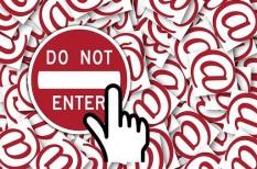 adatbiztonság, adatlopás, adatvédelem, hekker, kibertámadás, spam, vírusvédelem