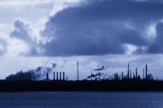 emisszió, légszennyezés, szén