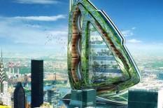 fenntartható építészet, fenntartható fejlődés, ökováros