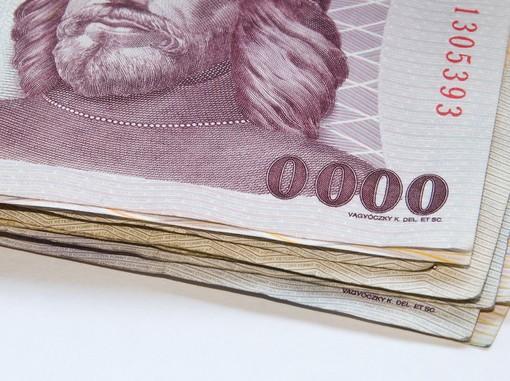 nulla forintos bankjegy