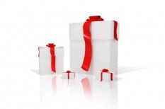 ajándék, gyerek, karácsony