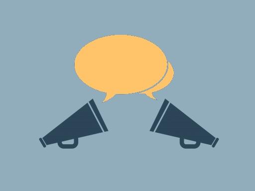 kommunikáló hangosbeszélők