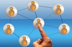 kapcsolati háló, közösségi média, LinkedIn