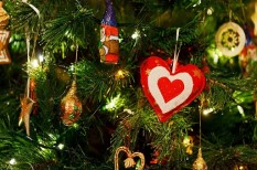 ajándékozás, hitel, karácsony, költés, vásárlás