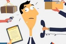 hatékonyságnövelés, időgazdálkodás, stresszkezelés