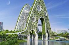 fenntarthatóság, megújuló energia, zöld városok