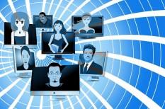 céges blog, céges weboldal, információs társadalom, kiválasztás, közösségi oldalak