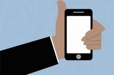 mobil, telefon, vodafone