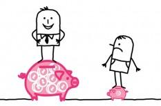 egyenlőtlenség, fizetések, keresetek, szegénység