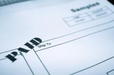 adósság, eos, számla, tartozás