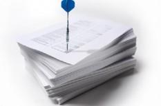 adminisztrációs terhek, elektronikus aláírás, jogszabály módosítás