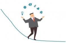 hatékonyságnövelés, időgazdálkodás, munkaszervezés, stresszkezelés