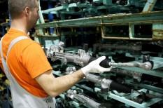 gazdasági kilátások, ipari termelés