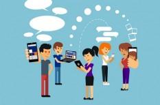 e-mail marketing, közösségi oldalak, online marketing