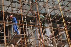 építőipar, gazdasági kilátások, prognózis
