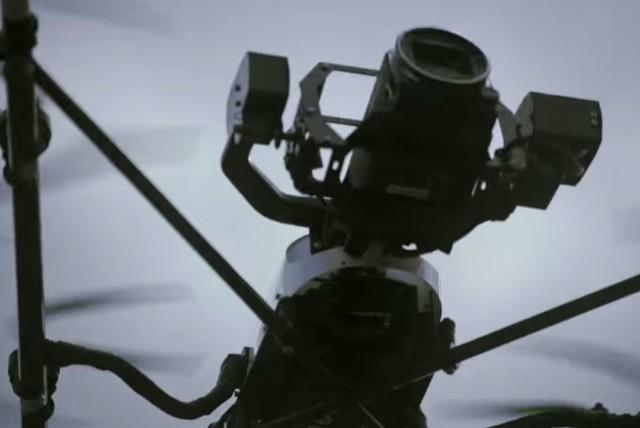Hi-def kamerákkal szerelték fel a drónokat