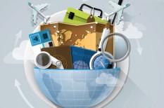 bejegyzés, foglalás, iroda, kockázat, utazás