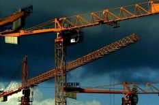 építőipar, lakásépítések, uniós források