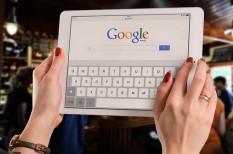 google asszisztens, kamera, okostelefon, robot, szelfi