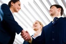 bemutatkozás, kapcsolatépítés, üzleti etikett