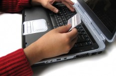 bankkártya, biztonság, ellenőrzés, fizetés, készpénz, online vásárlás