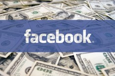 facebook, forgalom, növekedés, nyereség, részvény