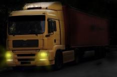 árubiztonság, fuvarozók, kamion, közúti fuvarozók, szállítmányozás, útonállók