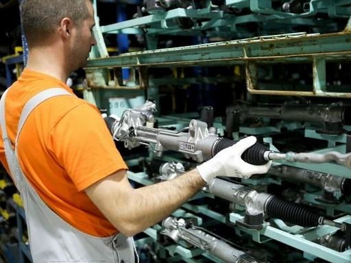 autógyártás gyár