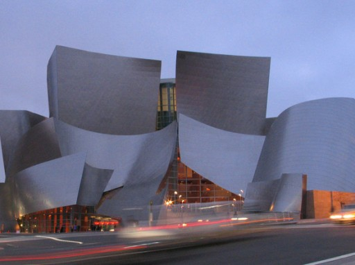 Egy másik remek: a Los Angeles-i Disney Concert Hall (fotó: freeimages.com)