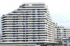 bérlet, hozam, lakaspiac, újlakás-építés, visszaesés
