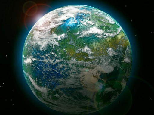 Otthonunk, a Föld (fotó: freeimages.com)