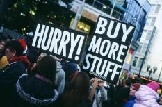 akció, fekete péntek, karácsonyi szezon, kiskereskedelem
