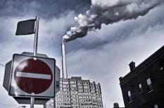 éghajaltváltozás, éghajlatváltozás, emissziócsökkentés, emissziómérséklés, gyár, karbonkibocsátás, karbonmenedzsment, kibocsátás, klímaegyezmény, termelés