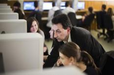 infokommunikació, it a cégben, npi vezetők