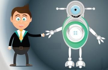 automatizálás, digitális átállás, gazdasági kilátások, robotok