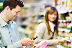 élelmiszer-értékesítés, kiskereskedelem, lakossági fogyasztás