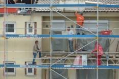 építőipar, jogi problémák, munkaerőhiány, növekedés
