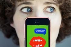 applikáció, kommunikáció, mobiltelefon