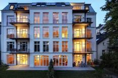 építészet, fenntartható építészet, georg winter, németország, passzívház, technológia