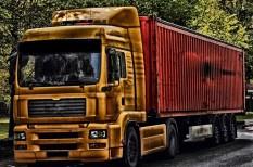 büntetés, fuvarozók, kamion, pihenőidő, szigorítás, tiltakozás