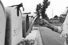 drágulás, posta, üzleti levelezés