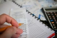 adózás, előleg, fizetés, készpénz, számla, utalás