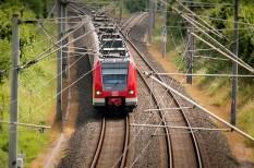 online vásárlás, tömegközlekedés, vasút