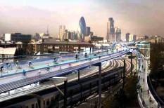 anglia, bicikli, élhető város, építészet, klímaváltozás, közlekedés, london, ökováros, városfejlesztés