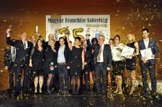 díj, franchise, franchise siker, jubiláló, jubilálók