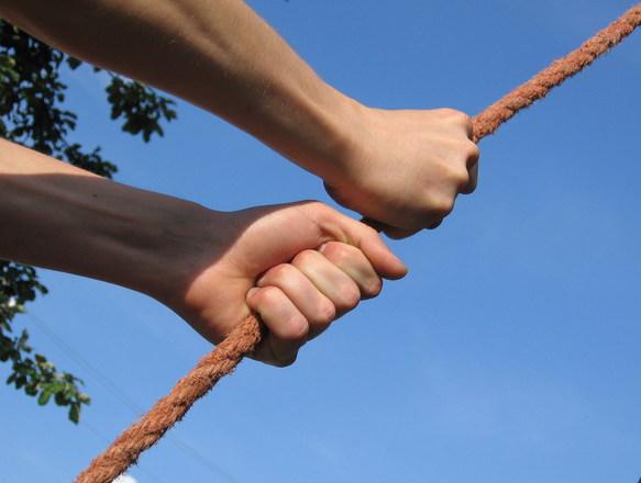 Húzd meg, ereszd meg (fotó: freeimages.com)