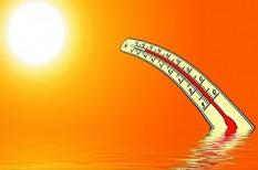 hőség, közlekedésbiztonság, szélsőséges időjárás