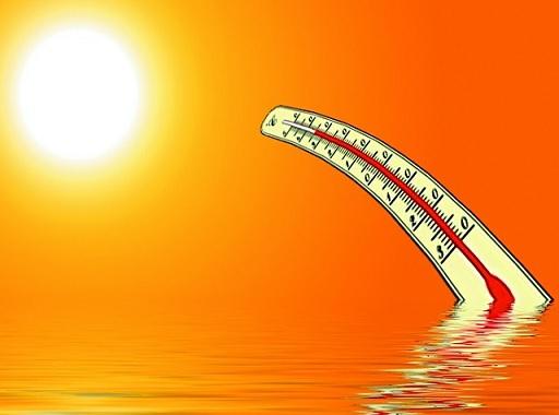 az átlagosnál jóval melegebb volt a tavalyi év